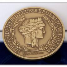 Moneta Presidente della Repubblica Italiana