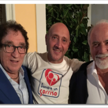 Tony Dallara-Carlo-Antonio Ricci